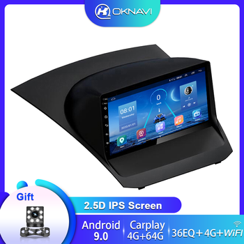 Car Radio for Ford Fiesta 2009 2010 2011 2012 2013 2014 Android NO 1 2 Din 2din Screen Multimedia Stereo Navigation GPS Carplay image