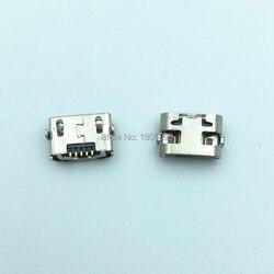 10 pçs micro usb 5pin dip2 mini conector porta de carregamento móvel para huawei y5 ii CUN-L01 mini mediapad m3 lite p2600 BAH-W09/al00