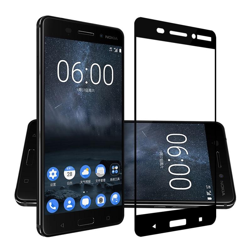 Защитное стекло для Nokia, закаленное стекло-пленка для Nokia 2,2, 3,2, 4,2, 7,2, 5,1 Plus, 3, 5, 6, 8, 7 Plus