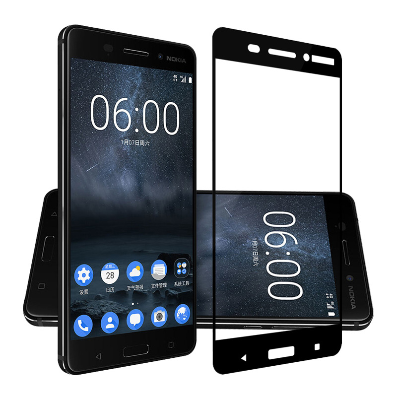 Glass for <font><b>Nokia</b></font> 2.2 3.2 4.2 <font><b>7.2</b></font> 5.1 Plus 3 5 6 8 7 Plus Glass <font><b>Screen</b></font> <font><b>Protector</b></font> Tempered Glass For <font><b>Nokia</b></font> 2.2 Toughened Glass Film image