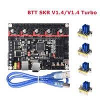 BIGTREETECH BTT SKR V1.4 SKR V1.4 Turbo 32Bit Control Board TMC2130 SPI TMC2208 UART TMC2209 SKR V1.3 MKS GEN L 3D Printer Parts