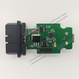 Image 4 - VAG COM 20.4 VAGCOM 20.4.2 VCDS HEX CAN Interfaz USB para VW AUDI Skoda Seat VAG 19.6 Multi idioma ATMEGA162 + 16V8 + FT232RQ
