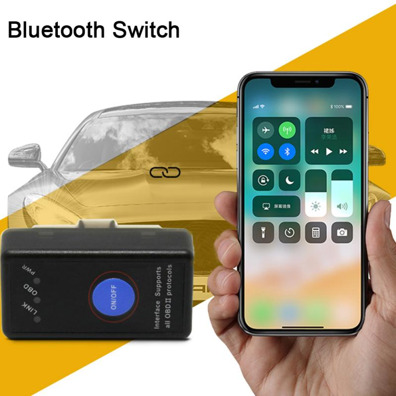 ELM327 V 1,5 USB OBD2 Scanner OBD2 Selbst-diagnose System Bluetooth 4,0 Auto Fehler Detektor Für BMW Suzuki Audi nissan Toyota