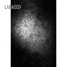 Laeacco фотография фон абстрактный темный черный градиент сплошной