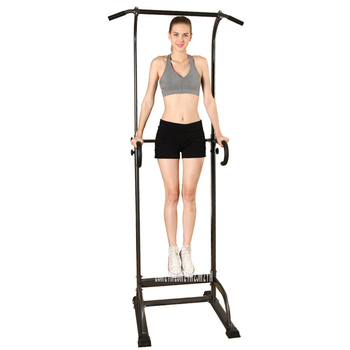 HB-DG001 Multifunctional Single Parallel Bars Household Pull Up Bar Adjustable Height Horizontal Bar Indoor Fitness Equipment