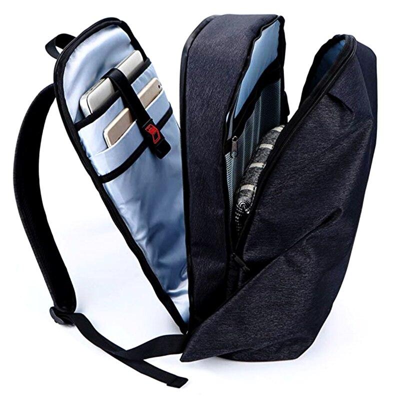 17 Inch Backpack Laptop Backpacks School Bag Waterproof Anti Theft Shoulder Computer Large Capacity Back Pack Men Student1033