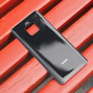 Image 3 - מקורי חזרה הסוללה כיסוי שיכון עבור Huawei Mate 20 פרו Mate20 פרו סוללה חזרה אחורי זכוכית מקרה