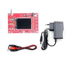 """DSO FNIRSI-138 2,"""" TFT карманный цифровой осциллограф комплект diy части ручной+ 9 в адаптер"""