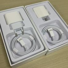 Fast-Charging-Set Quick-Charger iPhone Adapter Cable iPad Type-C Original 20w Pd