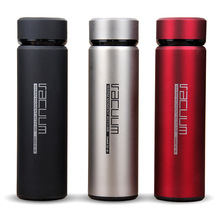 Business high-grade teacup 304 stainless steel vacuum flask High temperature seal and leak proof