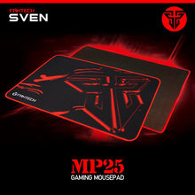 Non Skid Base 250X210X2 Mm Mouse Pad Hitam Fantech MP25 Pro Gaming Mouse Mat Pad gamer Anti-Slip Kain Pro Gaming(China)