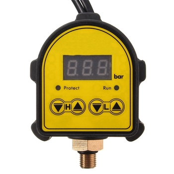 New Digital Automatic Air Pump Water Oil Compressor Pressure Controller Switch For Water Pump On/Off Au Plug