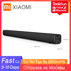 Xiaomi Redmi TV Sound Bar 30W Power Dual Speakers Support Bluetooth 5.0 S/PDIF and AUX Wired And Wireless Home Surround Stereo