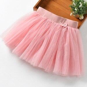 Новая фатиновая юбка-пачка для малышей черная многослойная юбка-пачка для маленьких девочек Летняя мини-короткая юбка для маленьких девоче...