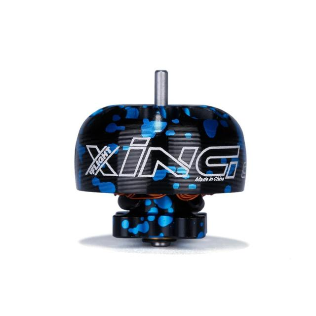 Iflight Xing X1404 1404 3800KV/4600KV 2 4 S Tandenstoker Ultralight Build (Unibell) motor Compatibel Hq 3X3X3 Prop Voor Fpv Drone Kit