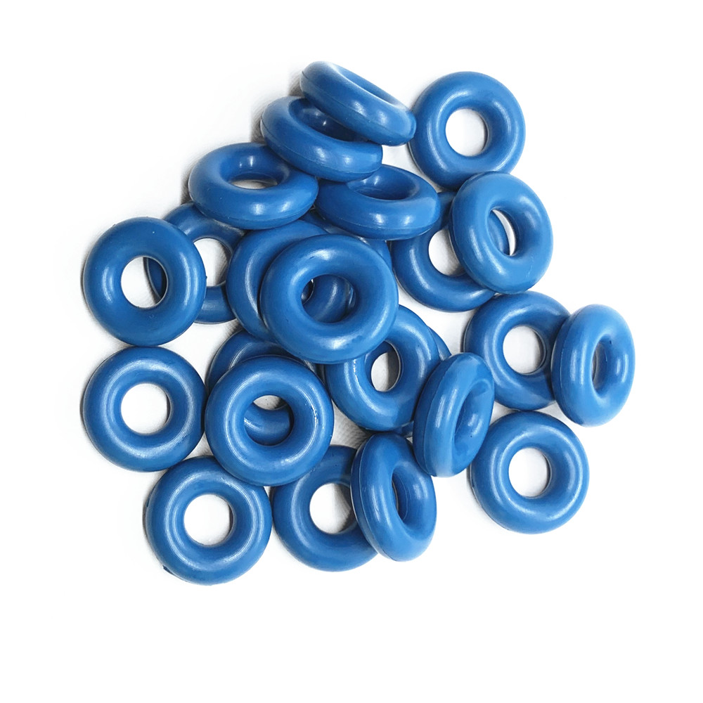 Image 4 - 100pieces rubber oring upper seal for parts #E7T20171 L3K9  13 250A Mazda3/6/CX 7 2.3  (AY O2222)Fuel Injector   -