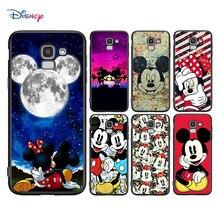 Hoạt Hình Disney Hoạt Hình Minnie Chuột Mickey Dành Cho Samsung Galaxy Samsung Galaxy J2 J3 J4 Core J5 J6 J7 J8 Thủ Bộ Đôi Plus chất Liệu TPU Silicone Ốp Lưng Điện Thoại