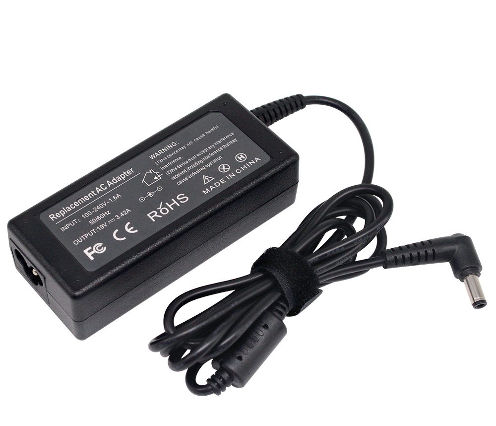 19v 3.42A 65W AC Power Adapter Charger For <font><b>Toshiba</b></font> <font><b>Satellite</b></font> <font><b>C55</b></font> C655 C850 C50 L755 C855 L655 L745 P50 C855D C55D S55,5.5mm*2.5m image