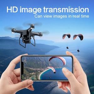 Image 4 - Rc Quadcopter S32T Drone 4K Hd Esc Groothoek Camera Wifi Fpv Hoogte Houden Selfie Drones Professionele 25 Min vlucht Tijd