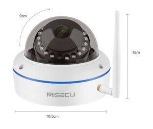 Image 5 - MISECU 무선 CCTV 시스템 3MP NVR 실내 Vandalproof Wifi 카메라 오디오 기록 IR CUT CCTV 카메라 IP 보안 감시 키트
