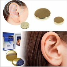Non-Toxic Mini Size Magnet Auricular Quit Smoking ACUPRESSURE Patch Not Cigarettes Health Therapy moonbiffy 2017 health care magnet auricular quit smoking acupressure patch no cigarettes health therapy