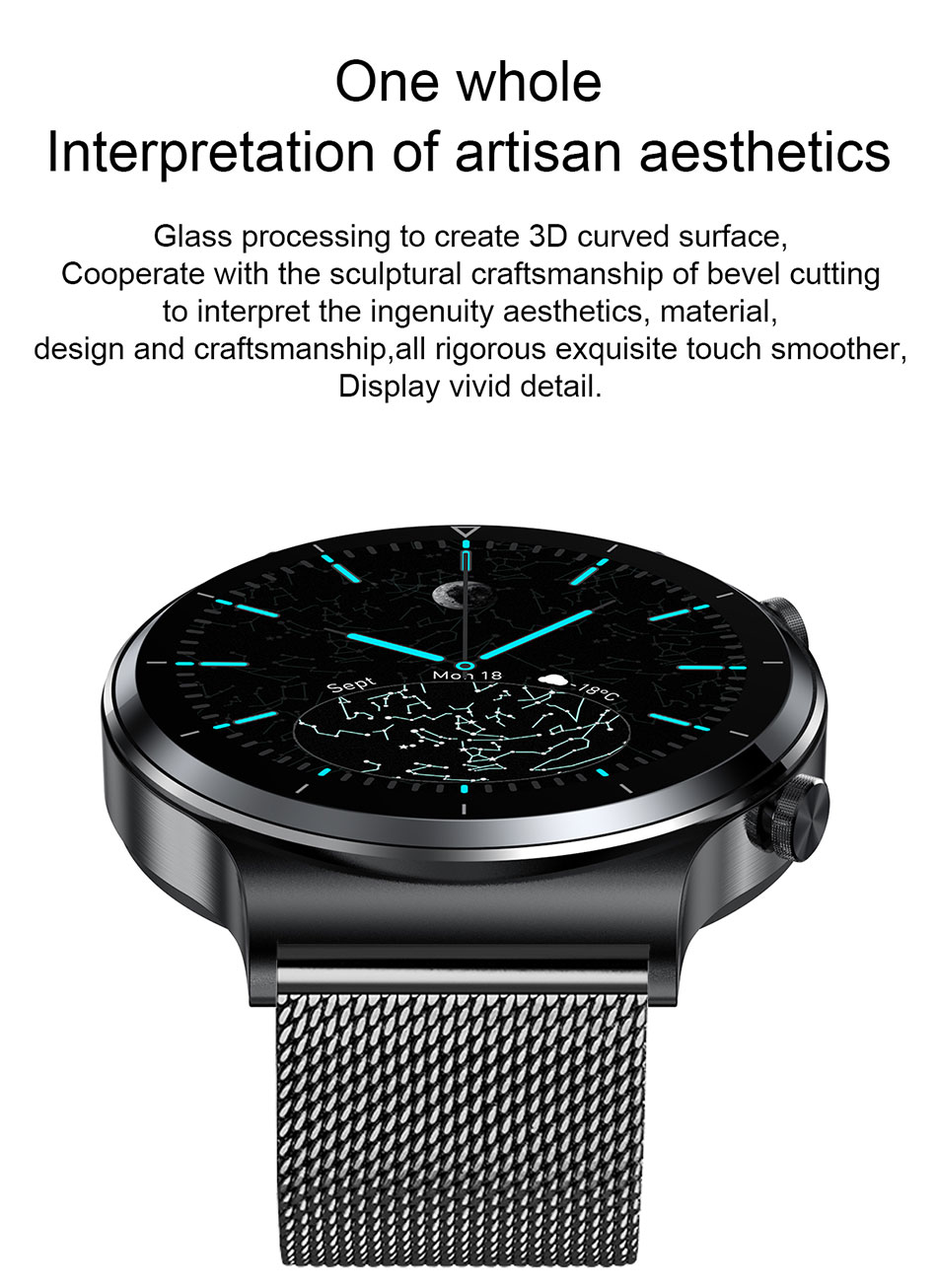 H96c41546f19044f69685ab1fb4984491V LIGE 2021 New Smart watch Men IP68 waterproof watch Multiple sports modes heart rate weather Forecast Bluetooth Men Smart watch