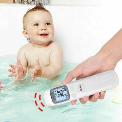 Baby Schoenen Lcd Digitale Infrarood Voorhoofd Thermometer Lichaam Gun Non-Contact Temperatuur Meten