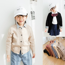 New Winter Baby Girls Sweater Boys and Cardigans Shirt Toddler Wool Knitwear Kids Sweaters Christmas Clothes
