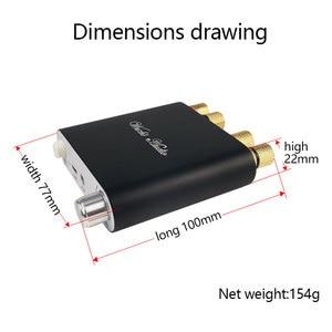 Image 5 - ZK 1002D Bluetooth 5.0 אלחוטי סטריאו אודיו מגבר כוח לוח TPA3116D2 100W + 100W רכב מגבר Amplificador קולנוע ביתי AUX USB