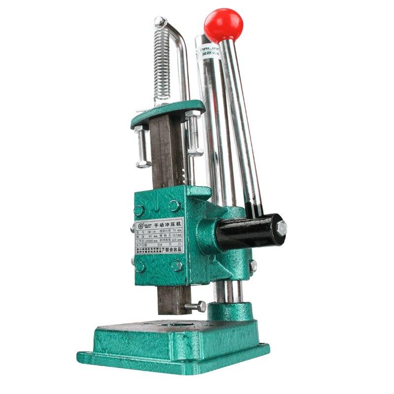 Ручной Пресс промышленного мини настольный микро ручной перфоратор штамповки Пресс ручной Пресс мини промышленный ручной Пресс
