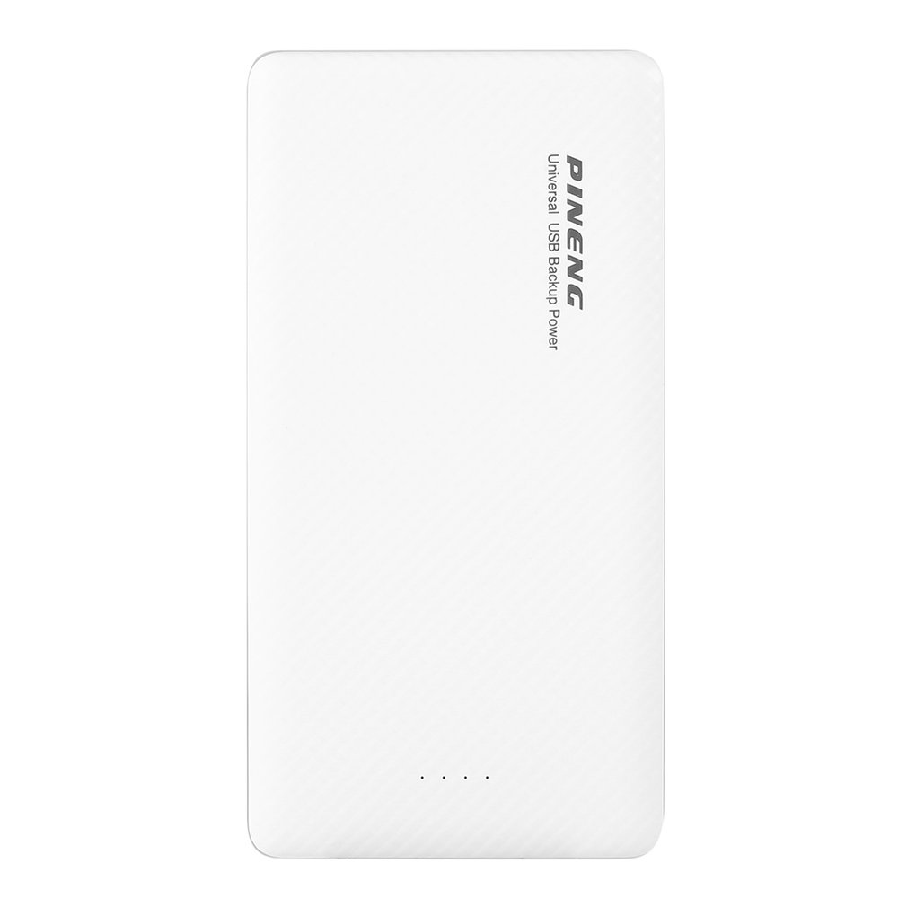 PINENG PN-958 10000MAH Large Capacity External Power Bank Battery Charger Power Supply For Smart Phones Charging