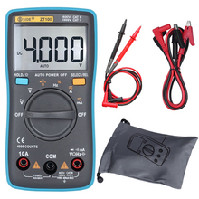ZT98 ZT100 New Digital Multimeter 4000 counts Back light AC/DC Voltage Ammeter Voltmeter Ohm tester Frequency Diode meter