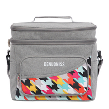 Outdoor Picnic Lunch Bag For Women Kids Men Shoulder Food Cooler Boxes Bags Insulated Tote Storage Container