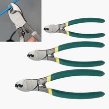 High Carbon Steel Wire Cutter Hand Tool Mini Pliers Cable Nipper Labor Saving
