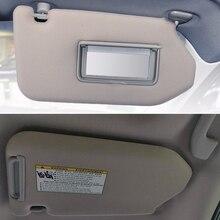 Передний левый/правый со стороны водителя Солнцезащитный козырек с светильник 2013- Nissan Pathfinder-17 Infiniti QX60 JX35