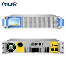 FMUSER FSN-350T 300W 350W Сенсорный экран FM передатчик Комплект для Радиостанция FM