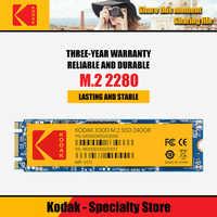 Kodak unidad interna de estado sólido M2 SSD 120gb 240gb 480gb HD NVMe SSD Disco Duro HDD X300 estado sólido sata para ordenador portátil