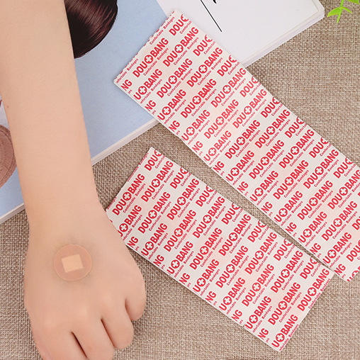 20 Pcs/lot Round Ultra-thin Emergency First Aid Bandage Breathable Band-Aids Waterproof Bandage Band-Aid Adhesive Wound Medical