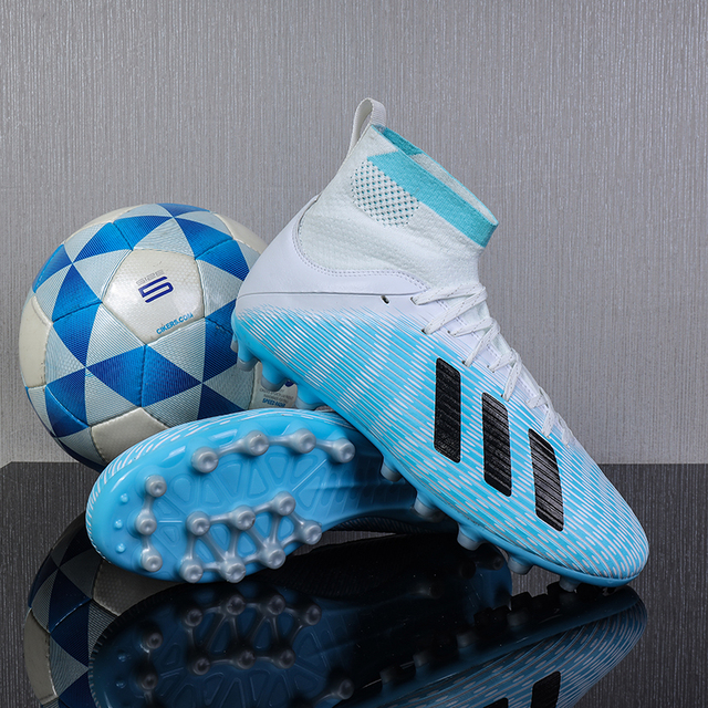 Original Training Soccer Sneakers Speedmate FG Football Boots Comfortable Soft Breathable Soccer Cleats Academy Artificial Grass 4