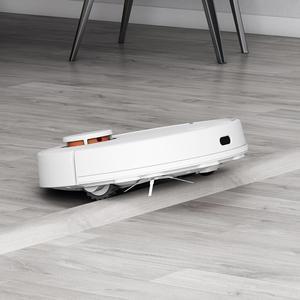 Image 4 - 新xiaomi掃除モップロボット掃除機家庭用自動ダスト蒸気滅菌スマート計画STYJ02YM wifiサイクロン吸引