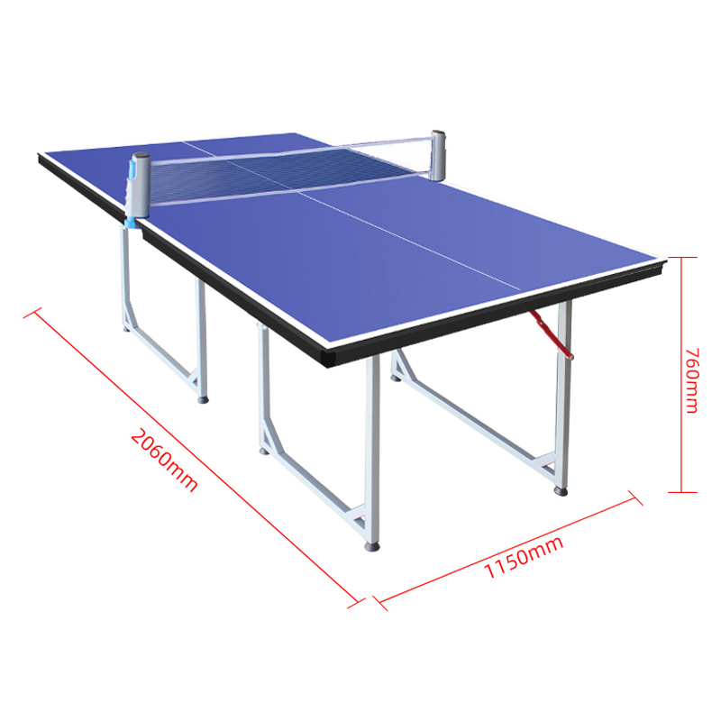 Children Table Tennis Table Mini Folding Indoor Table Tennis Table Is Simple And Portable