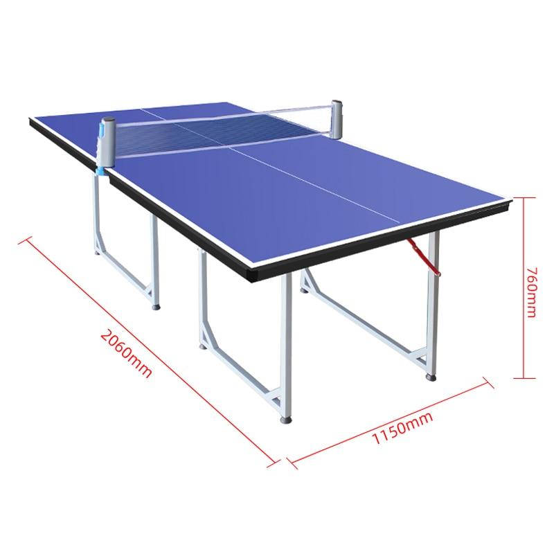 Children Table Tennis Table Mini Folding Indoor Table Tennis Table Is Simple And Portable