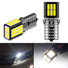 2x Canbus T10 W5W 168 194 LED Clearance Parking Lights For Mercedes Benz W204 W176 W169 W203 W164 W220 w212 Sprinter A C E SLK