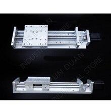 1000MM Stroke CNC Heavy Load Electric Milling Sliding Table Slide Linear Stage SFU1605 C7 Ball Screw SBR Guide Platform