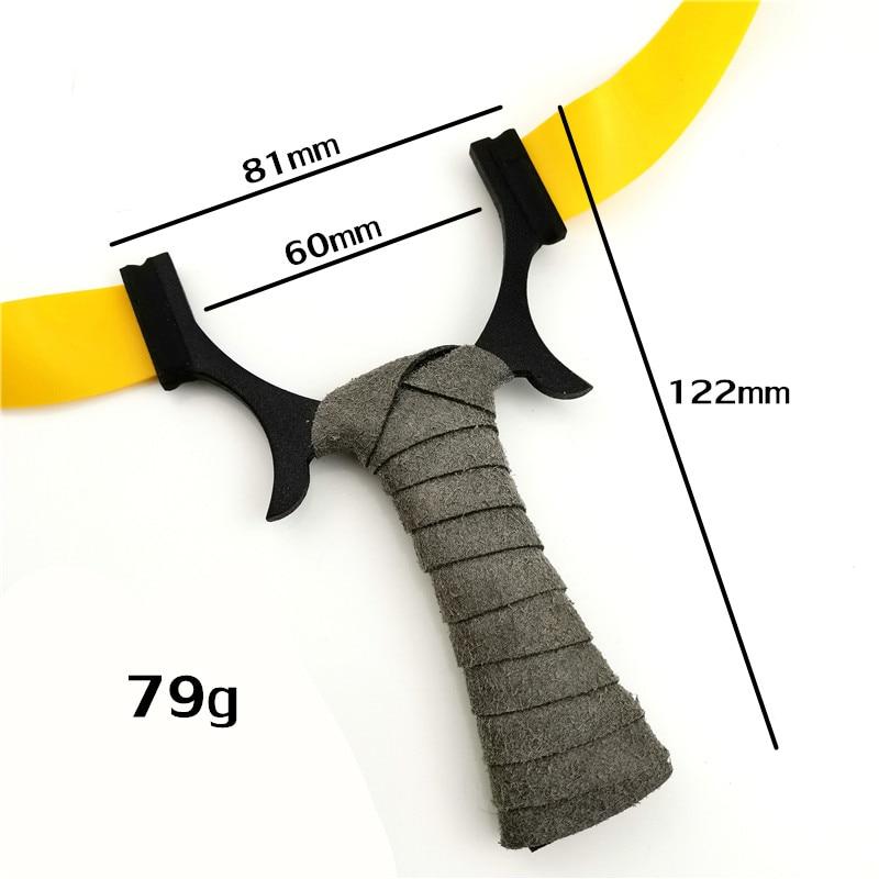 Details about  / Catapult//Slingshot H34 Ttf 15mm Black HDPE Hunting or Target Hegarty Slings