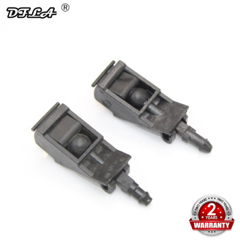 2PCS For VW Passat B5 B5.5 1997 1998 1999 2000 2001 2002 2003 2004 2005 Windscreen Washer Jet Window Washer Nozzle image