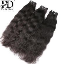 30 32 34 36 40 inç hint Remy saç dokuma doğal düz saç demetleri 100% doğal insan saçı 1 3 4 demetleri saç atkı