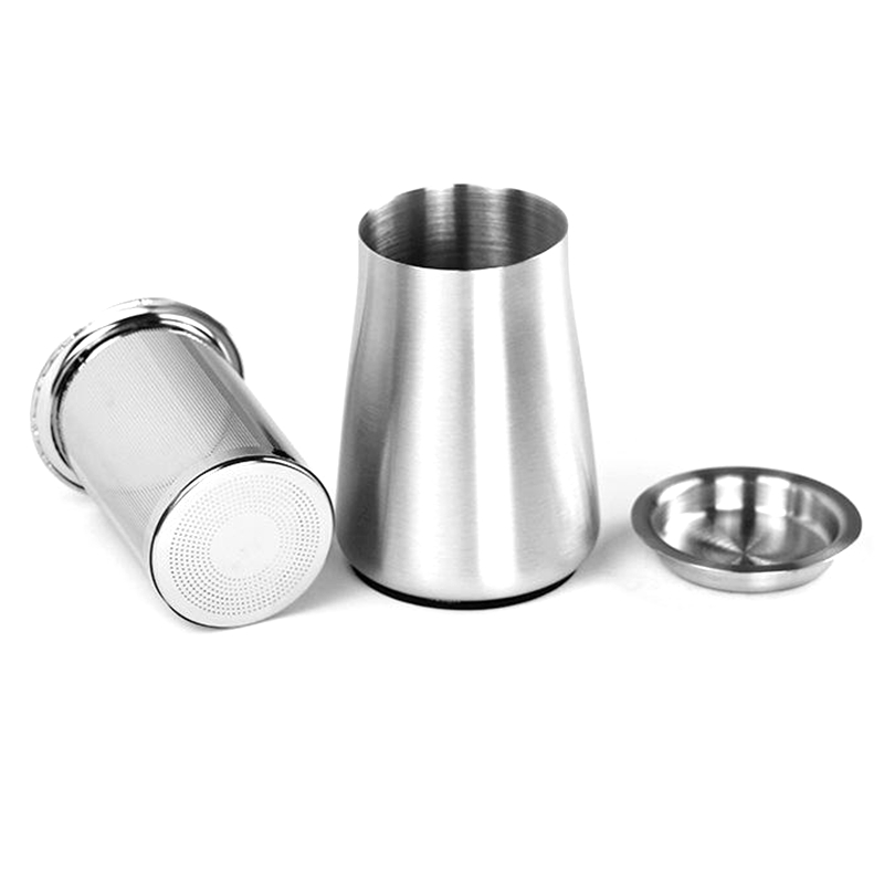 Powder Sieve Stainless Steel Coffee Cocoa Flour Dustproof Flour Filter Cup Coffee Grinder Accessory Necessity DIY Tool