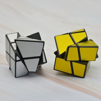 3*3*3 Irregular Magic Cube Puzzle Finger Toy Speed Cube Decompression Cube Educational Toys for Children mo yue guo guan yue xiao 3 3 3 black magic cubes puzzle speed rubiks cube educational toys gifts for kids children