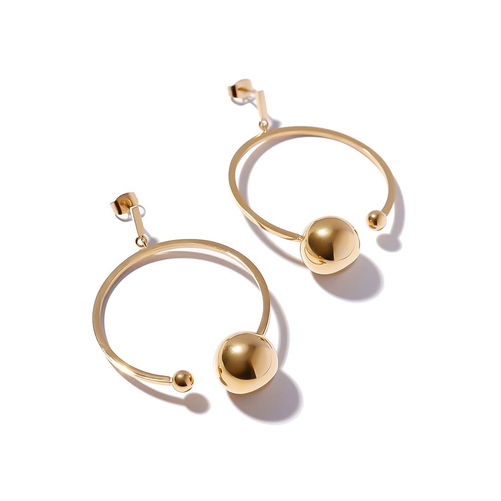 Jewelry Dangle Earrings Exclaim for womens 035G2618E Jewellery Womens Accessories Bijouterie